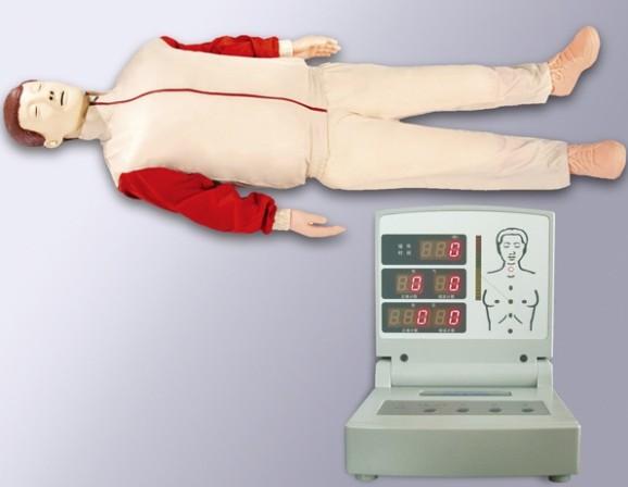 2010版全自动电脑心肺复苏模拟人