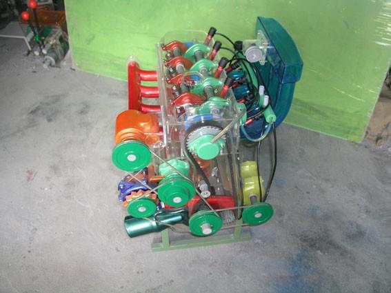 依维柯汽车发动机模型,猎豹汽车发动机模型,斯太尔