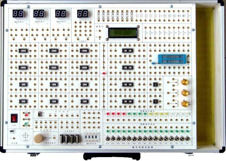 sb-sd8型数字电路实验箱