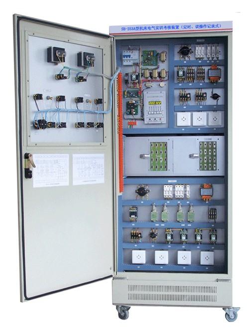 机床电气实验台:上海硕博公司