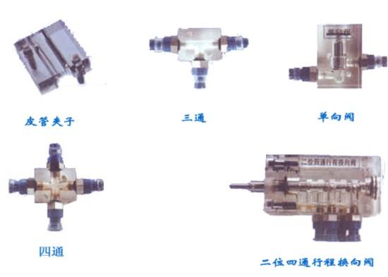 yy-18型液压传动演示系统图片