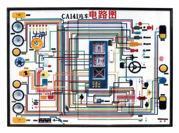 供应东风eq1090 汽车程控电教板高清图片
