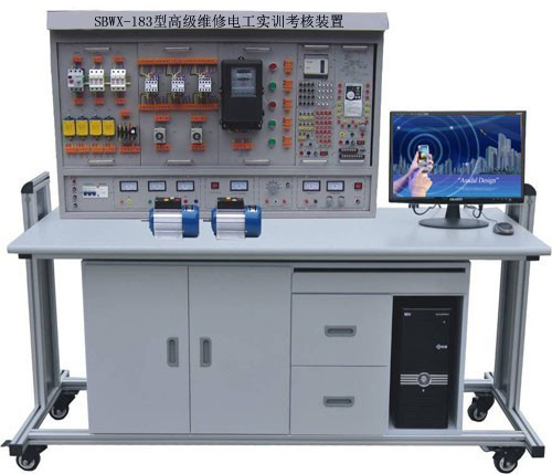 单相电度表直接接线电路