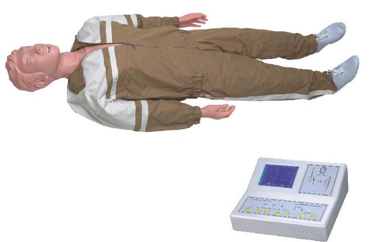 单人考核心肺复苏模拟人,双人考核心肺复苏模拟人,安全培训心肺模拟人