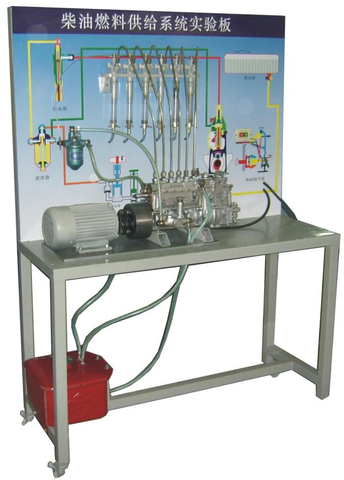柴油车发动机大泵内部结构图