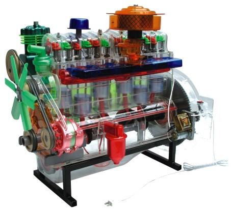 部件教学模型,东风EQ1090型 东风140型 解放CA1091型 解放CA高清图片