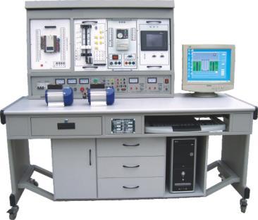 网络型PLC可编程控制器 变频调速 触摸屏 电气控制及微机接口与微机