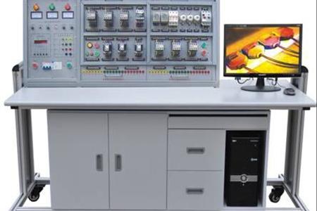 电力拖动・PLC・变频调速技能实训装置