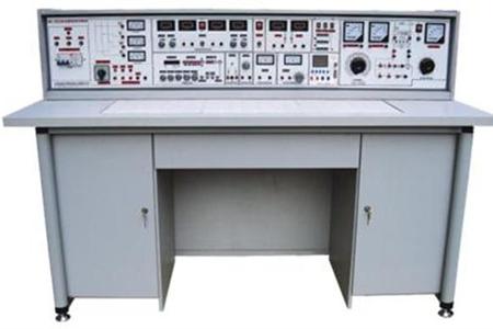 电工、模电、数电、电气控制(带直流电机)五合一实验室设备