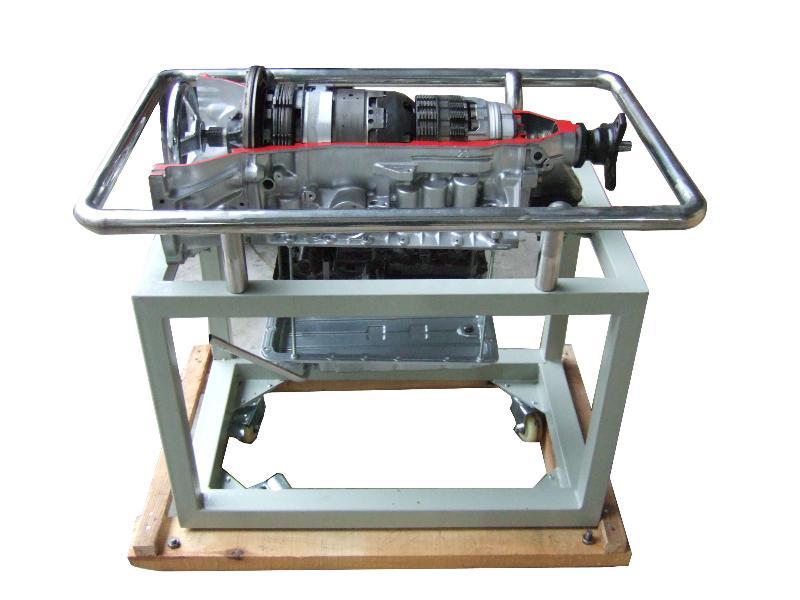 丰田a340后驱自动变速器解剖展示台