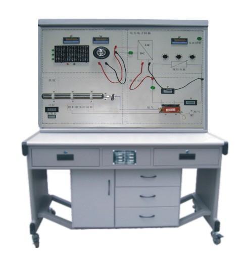 燃料电池发电系统控制单元是整个实验装置的核心