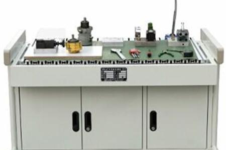 液压元件拆装实训台,液压元件拆装实训设备图片
