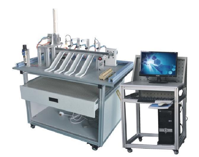 材料分拣实训装置 - 光机电一体化实训装置 - 上海