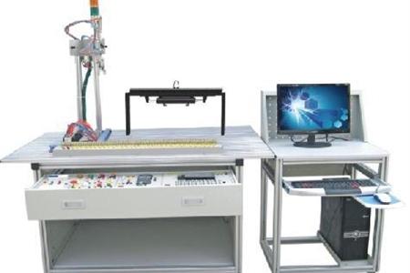 机床电路实训考核鉴定装置(含plc,变频器),万能铣床实训及技能考核
