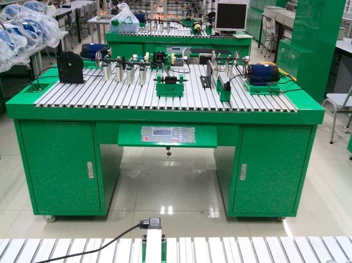 机械系统创新设计及搭接实验台