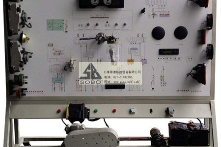 电机及电气技术实验(实训)装置 - 机械实验室设备