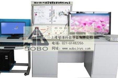 液晶电视性能维修实训装置