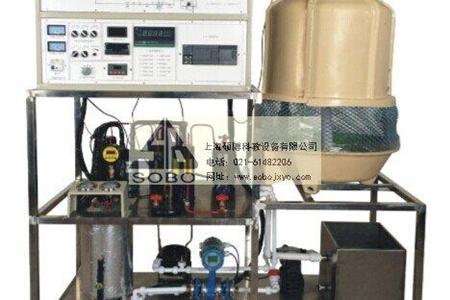 制冷壓縮機性能測試實訓裝置