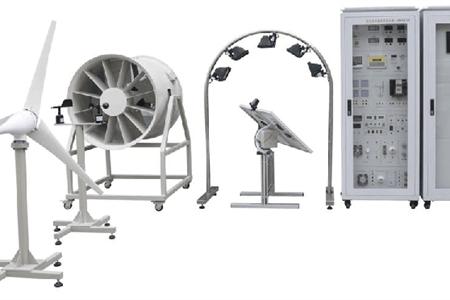 SB-WS500B风光互补发电实训系统