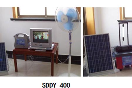 SHD太阳能便携式电源系列