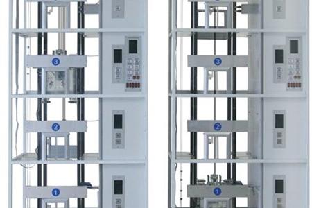 群控双联六层透明仿真教学电梯模型