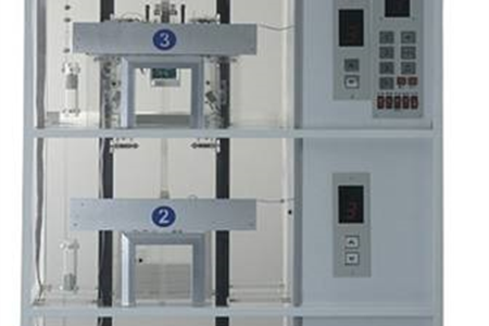 四层透明仿真教学电梯模型