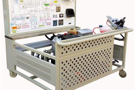 油电混合动力系统综合实训台