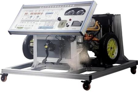 纯电动汽车(吉利) 驱动系统实训台