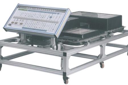 纯电动论车 (吉利)动力电池及电池管理系统实训台