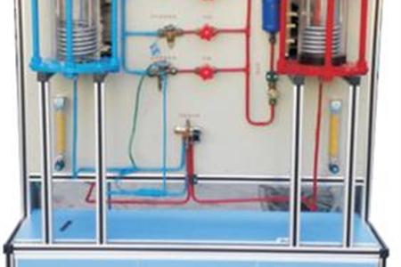 制冷[热泵]循环演示装置