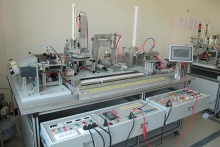 自动生产线实训考核装置