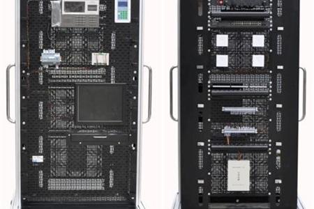 楼宇工程IC卡及远程抄表系统实训平台