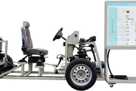 吉利EV新能源汽车-整车教学平台