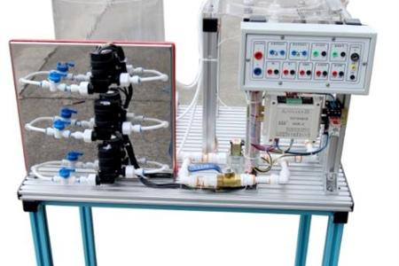 恒温恒压供水实验台