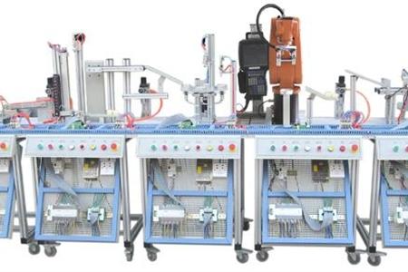 机电一体化柔性生产线加工系统