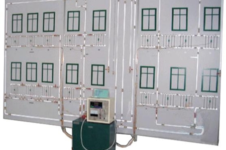 采暖系统教学模拟实训系统