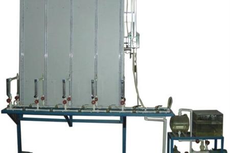 热网水力工况实验装置