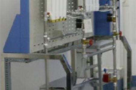 散热器热工装性能实验装置