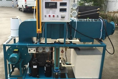 空气的热湿交换设备性能测定实验台
