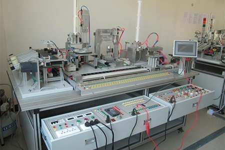 工业自动生产线实训装置