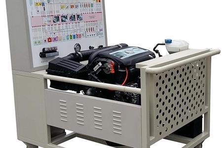 电控发动机运行考核实训台