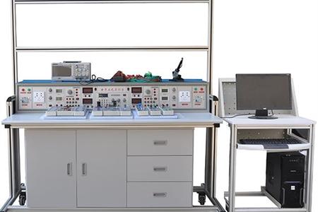 电子产品装调与智能检测实训考核装置