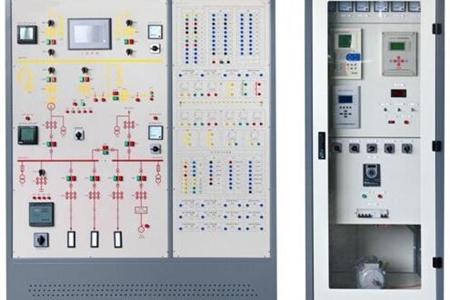 风电场电气系统实训装置