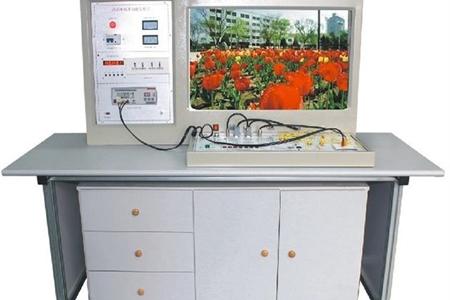 液晶電視音視頻維修技能實訓考核裝置