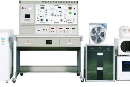 多功能家用电子产品电气控制实训智能考核装置