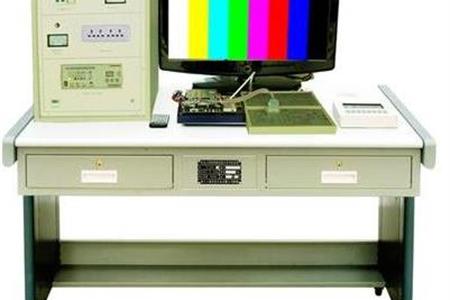 液晶電視組裝與調試與維修技能實訓裝置