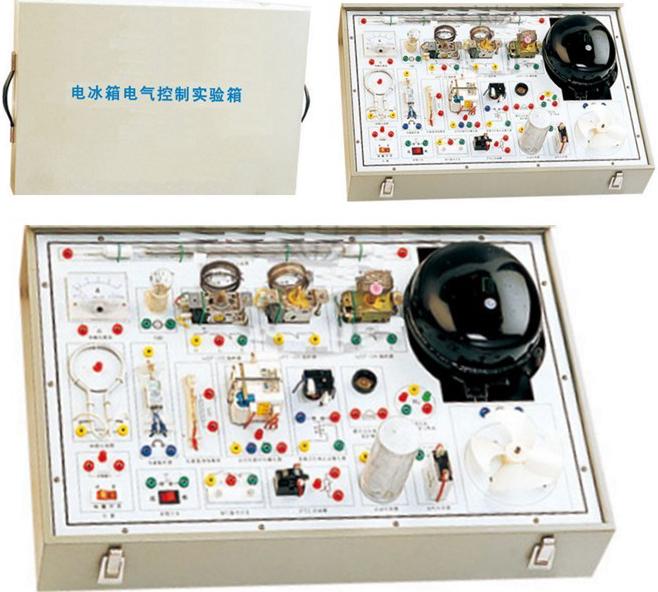 电冰箱典型电路分析
