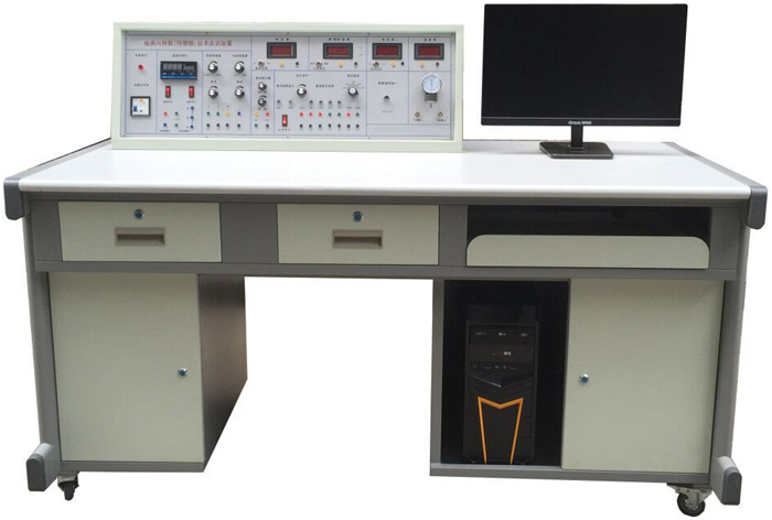 811B型检测与转换 传感器 技术实验装置高清图片